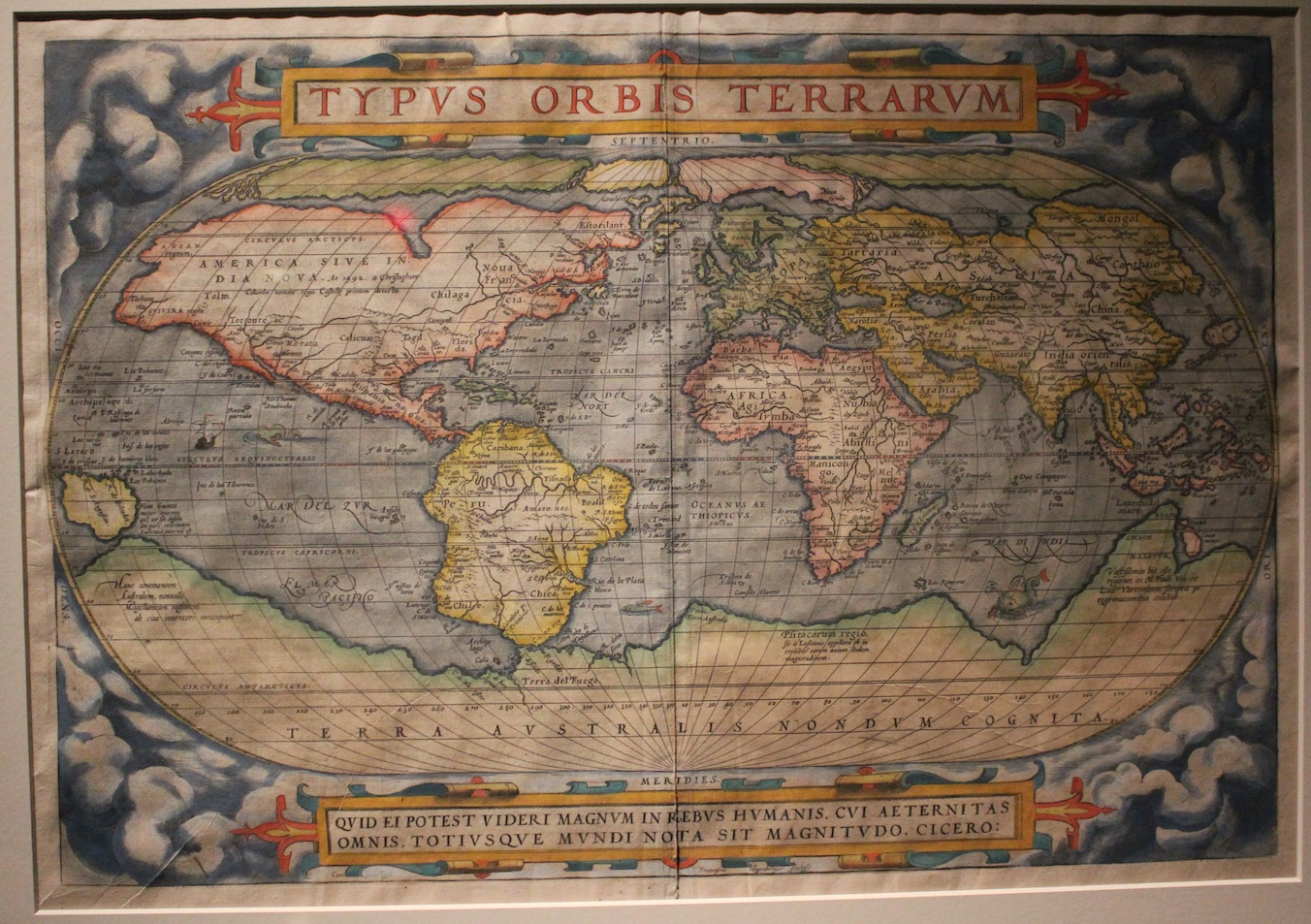 Maps and Mapping Enlivened Learning