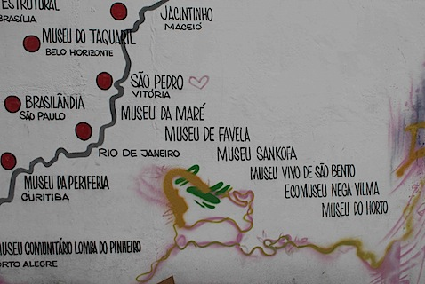 Rio, Museo da Mare, other museums map.jpg