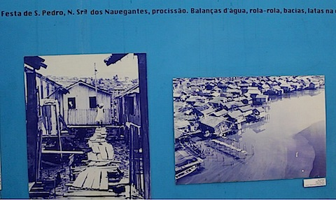 Rio, Museo da Mare, photo on wall.jpg