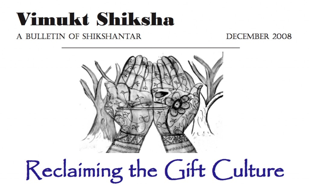 Reclaiming the Gift Culture