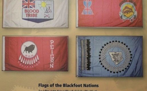 Becoming Blackfoot and its challenges