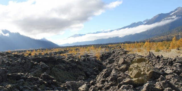 A trip to the Nisga'a museum, our first day in Terrace